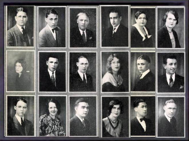bramwell high school class 1930